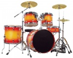 Lacquer High- grade Drum set